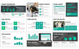 "PowerPoint Vorlage namens ""Annual Report"""