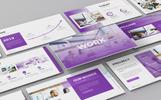 Work - Powerpoint PowerPoint Template