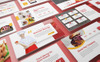 """""""Delicio - Tasty"""" modèle PowerPoint  Grande capture d'écran"""