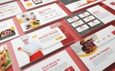 """Delicio - Tasty"" modèle PowerPoint"