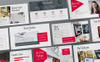 Niskala - Multipurpose PowerPoint Template Big Screenshot