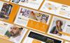"PowerPoint šablona ""Officescape - Corporate"" Velký screenshot"