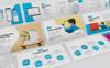 """Versie - Fluid Style"" PowerPoint Template Groot  Screenshot"