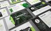 Garnicia - Fresh PowerPoint sablon Nagy méretű képernyőkép