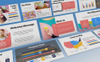 """Template PowerPoint #82261 """"Popsicle - Colorful"""" Screenshot grande"""