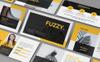 Fuzzy - Creative Template PowerPoint №82252 Screenshot Grade