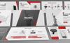 Redbiz - Biz Template PowerPoint №82357 Screenshot Grade
