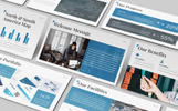 Linka - Consultant PowerPoint Template
