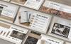 Alhambra - Lookbook PowerPoint Template Big Screenshot
