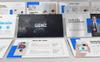 """PowerPoint Vorlage namens """"Genz - Modern"""" Großer Screenshot"""