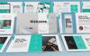 Szablon PowerPoint Dough - Creative #82196 Duży zrzut ekranu