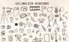 57 Camera, Film and Television Vector Graphics Illustration Big Screenshot