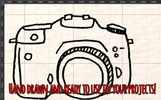 57 Camera, Film and Television Vector Graphics Illustration