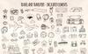 58 Holiday, Travel and Transport Illustration Big Screenshot