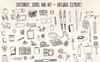 68 Stationery, School and Art Supply Illustration Big Screenshot