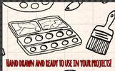 68 Stationery, School and Art Supply Illustration