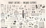 Ilustracja 70 Cosmetics and Make Up #79649