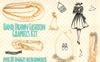 82 Fashion and Clothing Illustration Big Screenshot