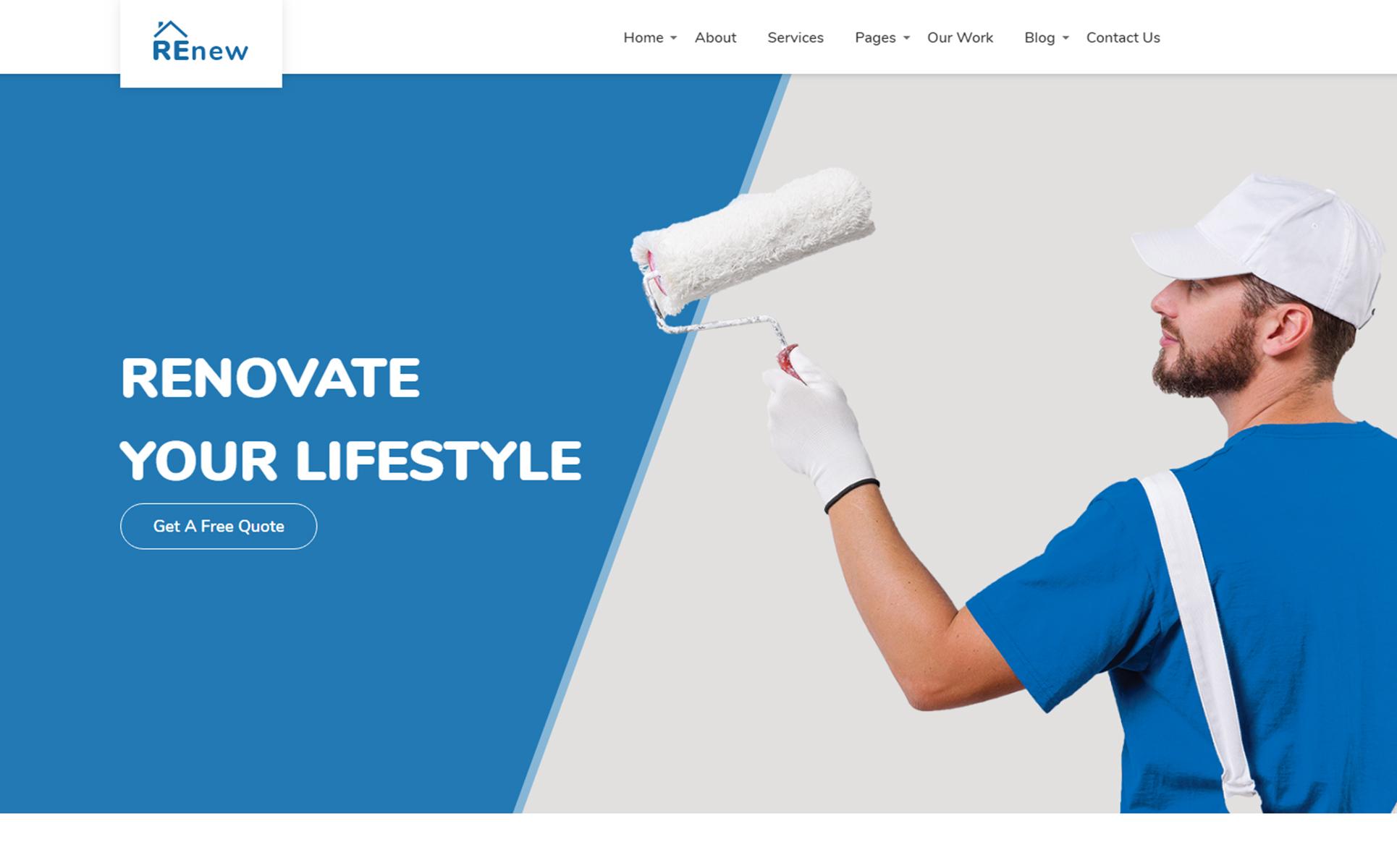 Mod le web adaptatif 68295 pour site de design int rieur for Site de design interieur