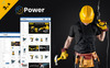 Powertools OpenCart Template Big Screenshot