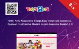 ToysRus OpenCart Template