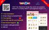 ToysRus OpenCart Template Big Screenshot
