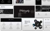 Philosophy - Minimal PowerPoint Template