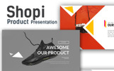 "PowerPoint Vorlage namens ""Shopi Premium Shop Presentation"""