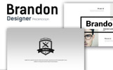 Brandon - Premium Presentation PowerPoint Template