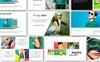 Inspire Presentation PowerPointmall En stor skärmdump