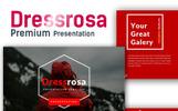 "Responzivní PowerPoint šablona ""Dressrosa Premium"""