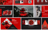 """Dressrosa Premium"" Responsive PowerPoint Template Groot  Screenshot"