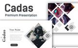 """PowerPoint Vorlage namens """"Cadas Creative Presentation"""""""