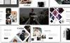 """PowerPoint Vorlage namens """"Cadas Creative Presentation"""" Großer Screenshot"""
