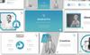 "PowerPoint Vorlage namens ""Medical Pro"" Großer Screenshot"