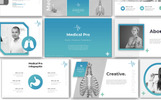 "PowerPoint Vorlage namens ""Medical Pro"""
