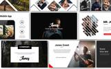 Jones Creative Keynote Template
