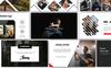 Jones Creative PowerPoint Template Big Screenshot