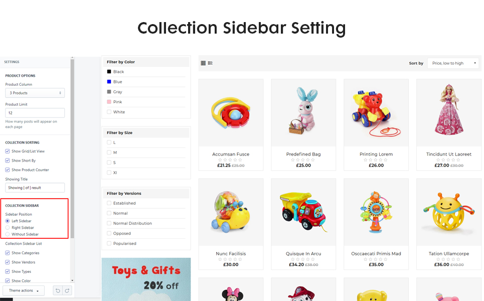 Big Fun - The Kids Toy Store Shopify Theme