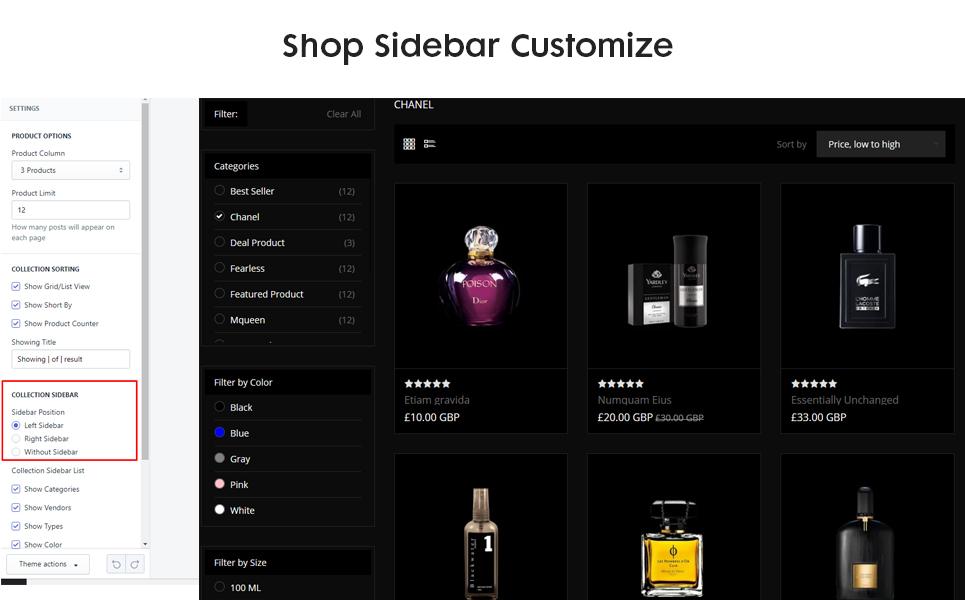 Calveen - The Perfume Responsive Shopify Theme