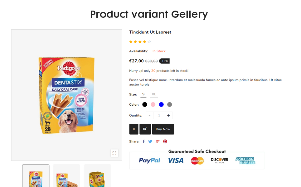 Petymart - The Pet & Animals Responsive Shopify Theme