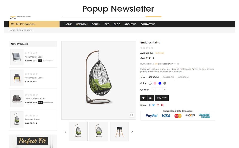 7nine - The Furniture & Interior Premium Shopify Theme