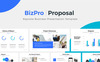 BizPro - Proposal Keynote Template Big Screenshot