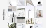ARONA - Clean Keynote Template