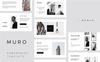 "Modello PowerPoint #75386 ""MURO -"" Screenshot grande"