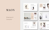 MAON - Powerpoint Template PowerPoint Template Big Screenshot