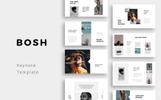 Szablon Keynote BOSH - #75405