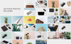 "Google Slides namens ""BE Presentation + 30 Photos Bonus"" Großer Screenshot"