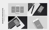 "Google Slides ""VIGO + 20 Minimal Stock Photos"""