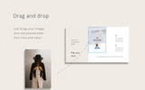"Google Slides ""LORA - Modern and Simple"""